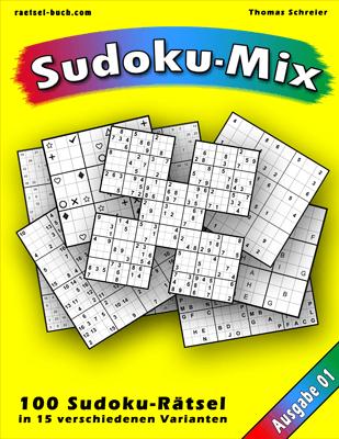 Cover Sudoku-Mix
